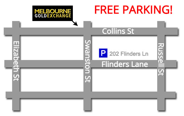 CBD Parking Map